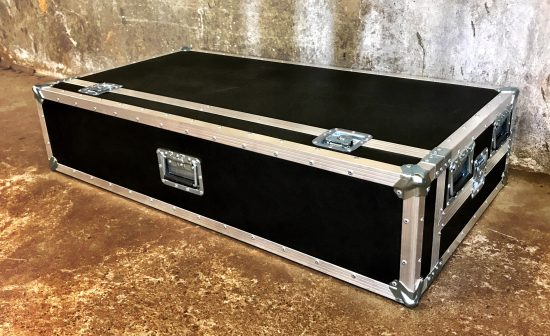 Hammond XK5 flightcase